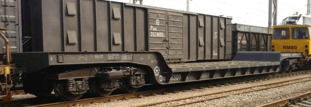 铁路货车车种车型车号编码